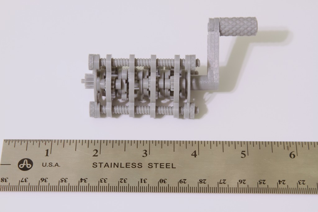 4-Stage Planetary Gears