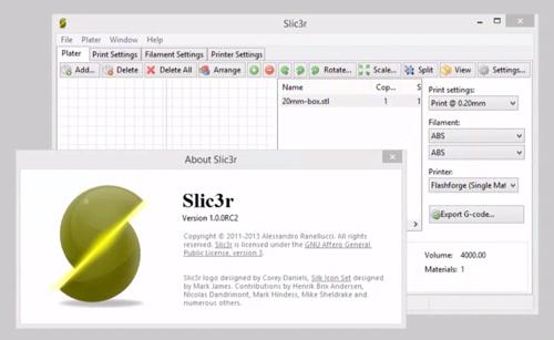Slic3r Manual Configuration Wizard - oukas info