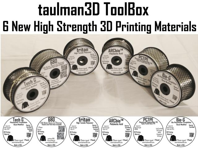 Taulman3D-Toolbox
