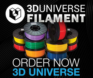 2.85mm and 1.75mm PLA & ABS Filament