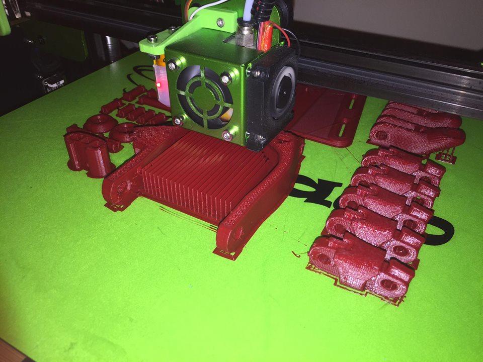 一个打印机的打印机给了你的工作